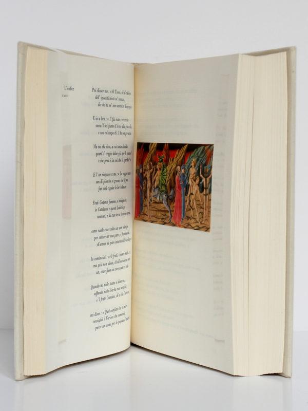 La Divine Comédie, Dante. Les Libraires Associés, 1965. Pages intérieures 2.