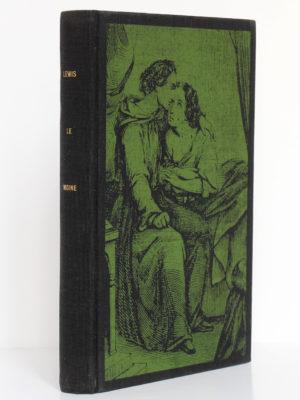Le MoIne, Lewis. Le Club français du livre, 1961. Couverture : premier plat et dos.