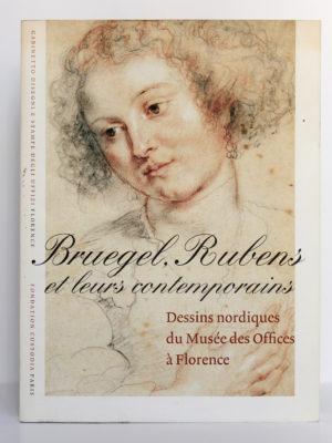Bruegel, Rubens et leurs contemporains. Gabinetto Disegni Stampe degli Uffizi - Paris Fondation Custodia, 2008. Couverture.