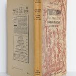 L'Illustration de la poésie et du roman français au XVIIesiècle, Diane Canivet. PUF, 1957. Couverture : dos et plats.