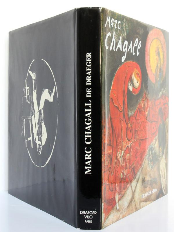 Marc Chagall de Draeger. Draeger-Vilo, 1979. Couverture : dos et plats.