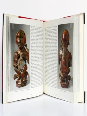 Afrique noire La création plastique. Jacqueline Delange, Michel Leiris. Collection «L'Univers des formes», Gallimard-nrf, 1967. Pages intérieures 1.