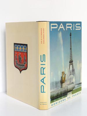 Paris, Jean de La Monneraye, Roger-Armand Weigert. Horizons de France, 1968. Couverture : dos et plats.
